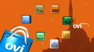 aplikasi ramadhan ponsel nokia 2011