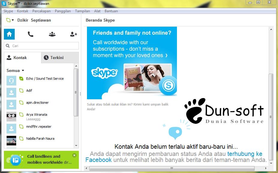 Download Skype 6.16.0.105 | Dun-Soft