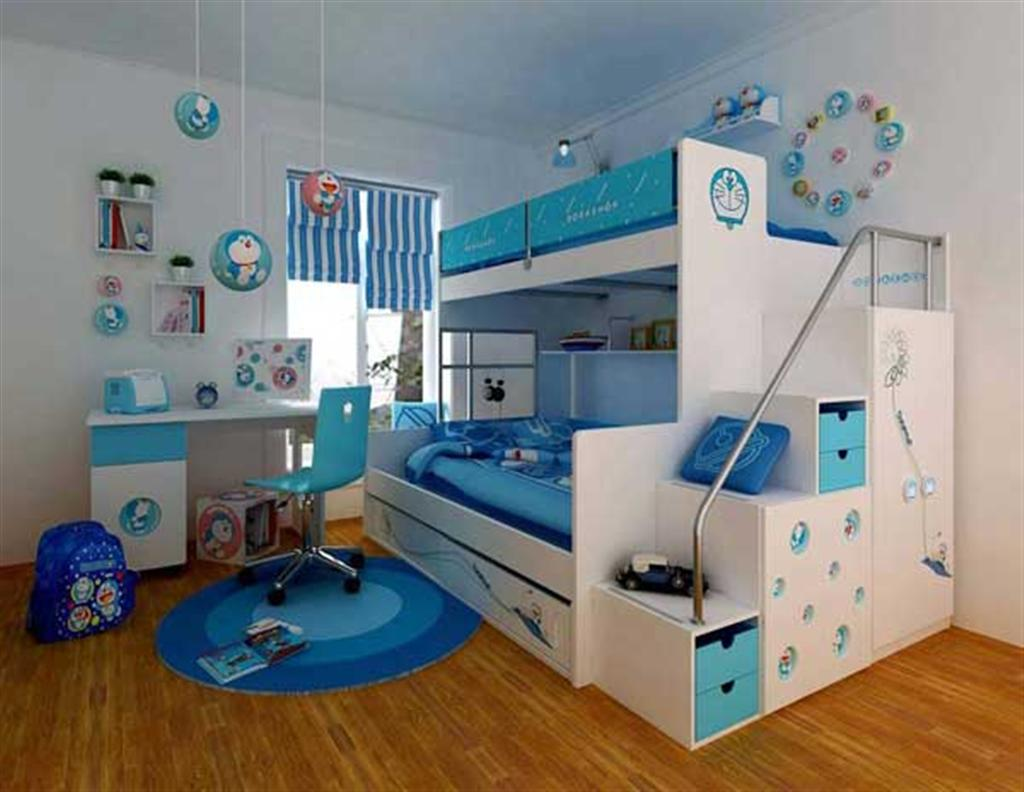 New Dream House Experience 2016 Doraemon Bedroom Cute Design