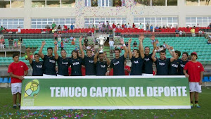 Argentina campeón del Seven de Temuco