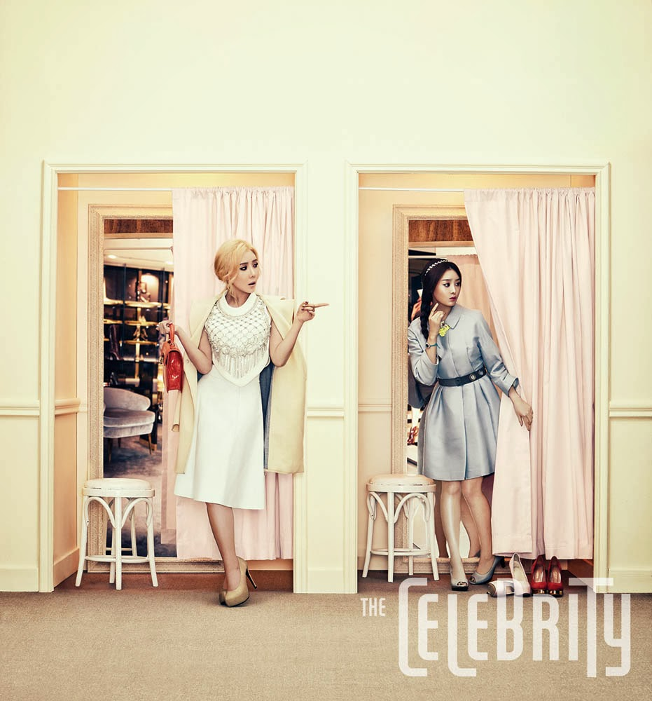 SECRET - The Celebrity March 2014
