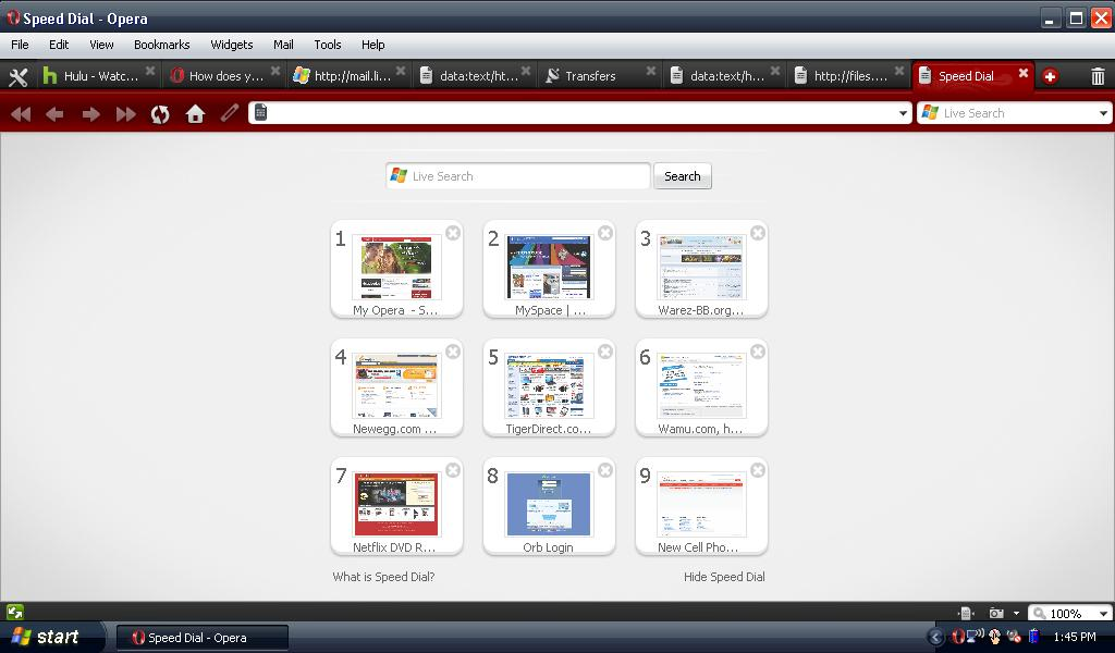opera fast browser free  for pc