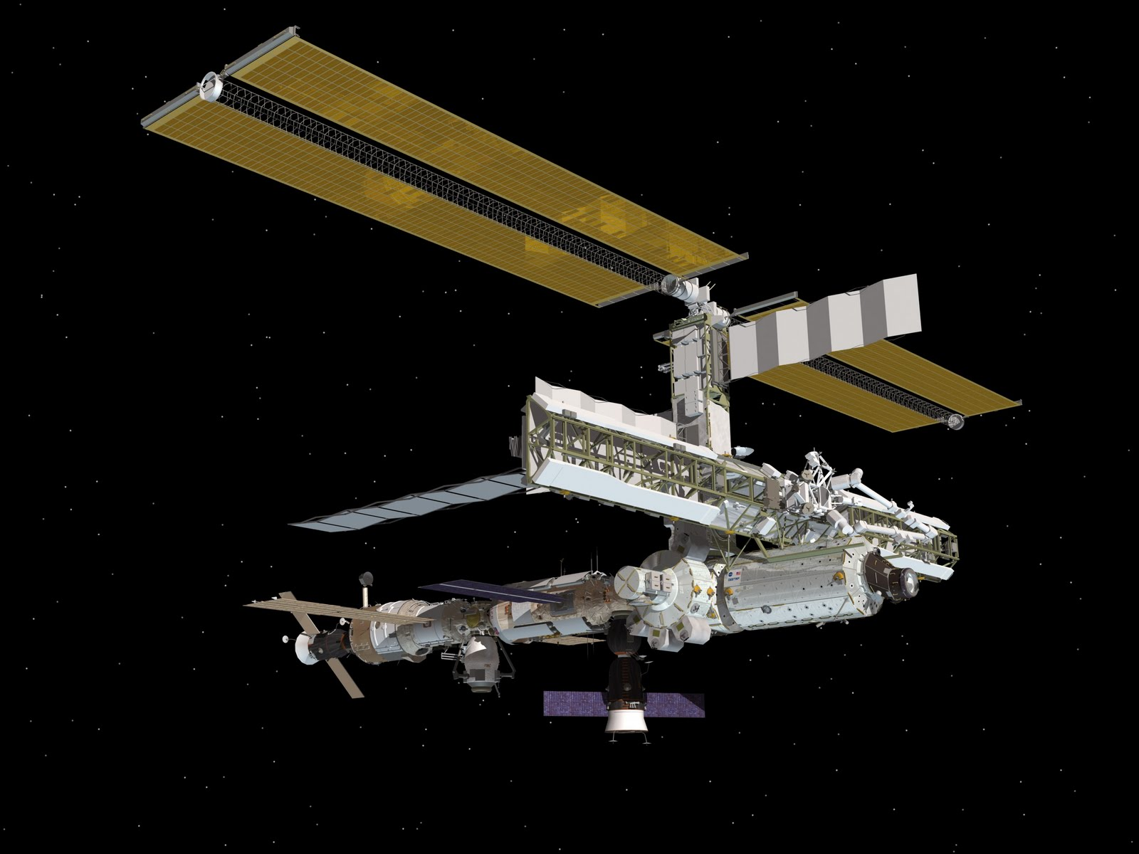 free wallpapers international space station wallpaper