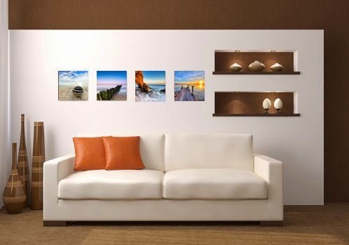 Canvas Print Stretched Framed Extensive Modern Canvas Wall Art for Home Decoration