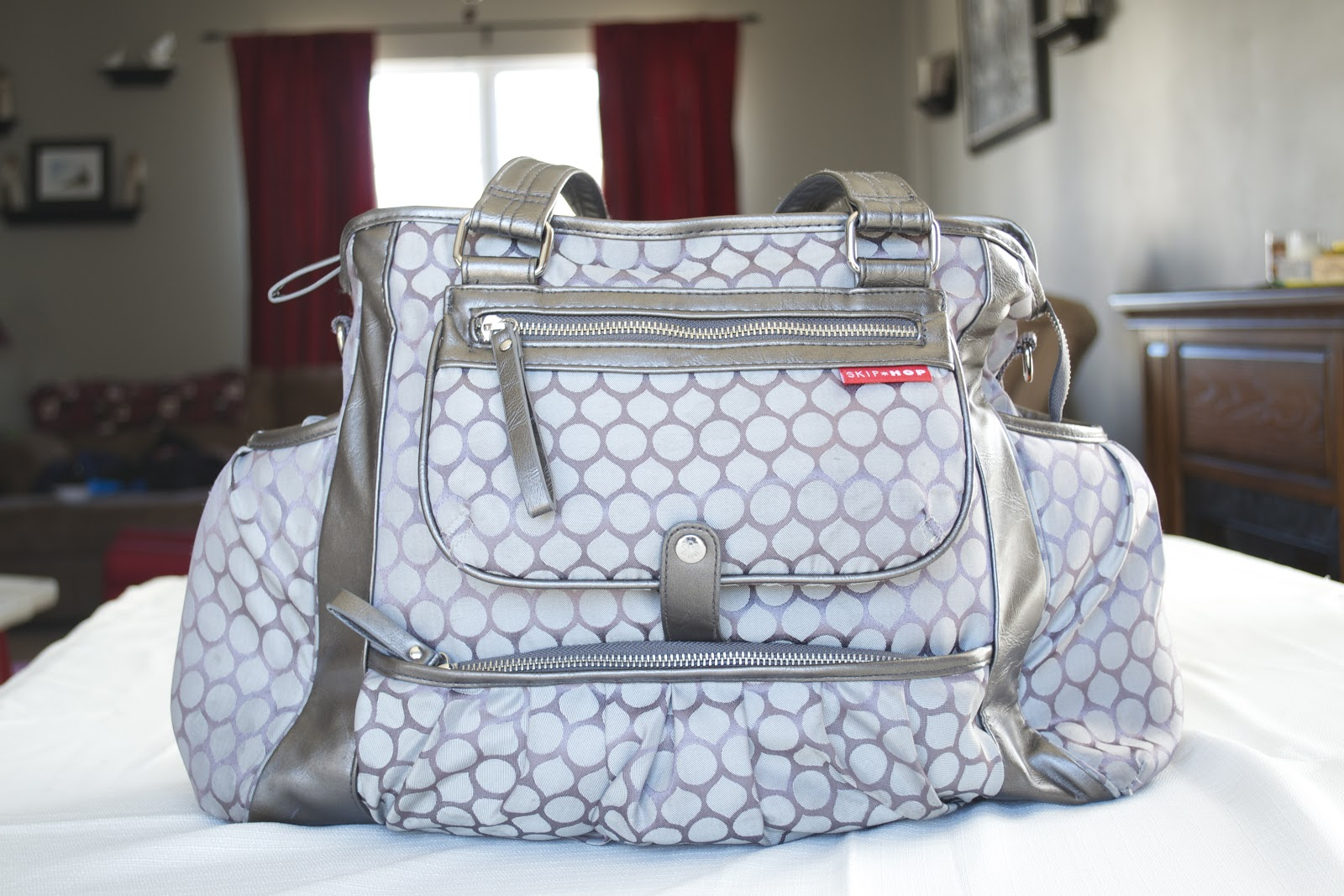 Days with Dylan and KC Sunshine: The Best Diaper Bag