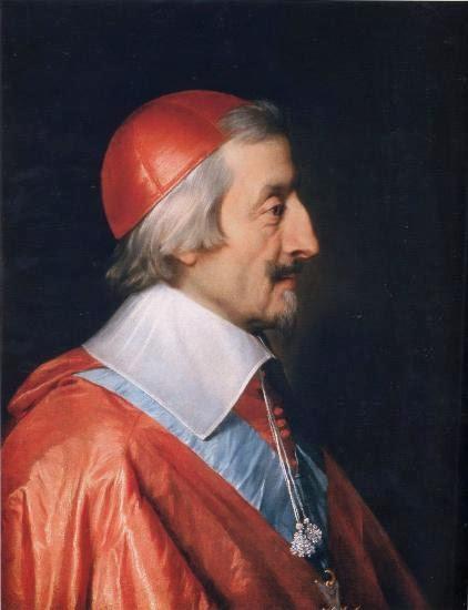 Richelieu y las mujeres