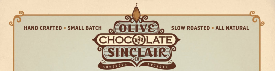 Olive &amp; Sinclair Chocolate Co.