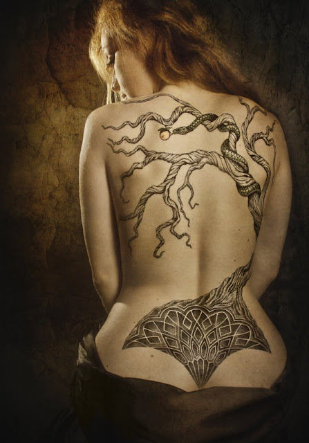 Tree Tattoo Designs