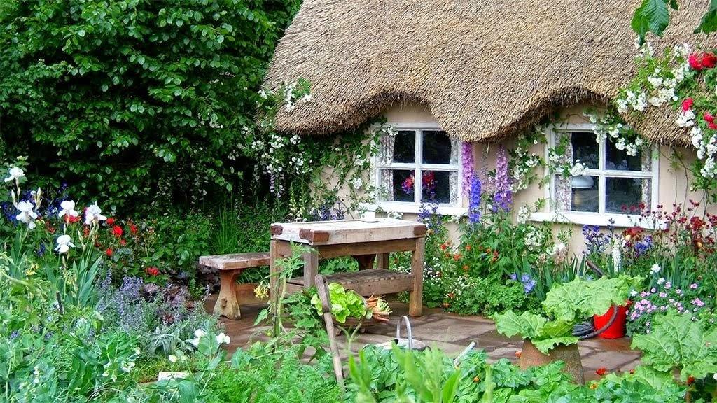 cottage-gardens