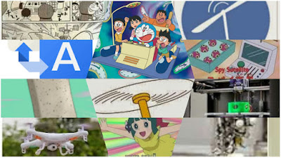 Alat Ajaib Doraemon Yang Jadi Nyata? - Real Gadgets & Tools