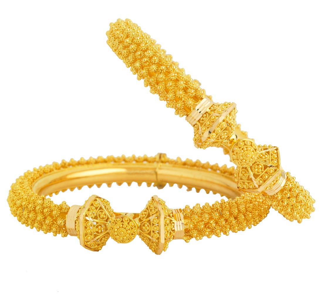 Kerala Jwellery Bangle Designs
