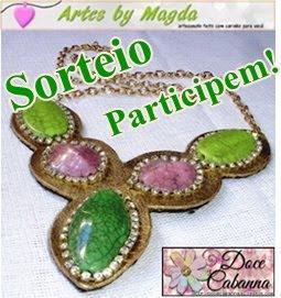 150 SORTEIO DOCE CABANNA+ ARTES BY MAGDA