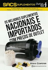 SACS SUPLEMENTOS Outlet