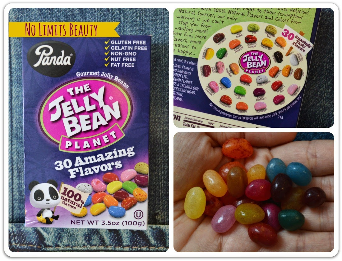 iHerb - Panda The Jelly Bean Planet