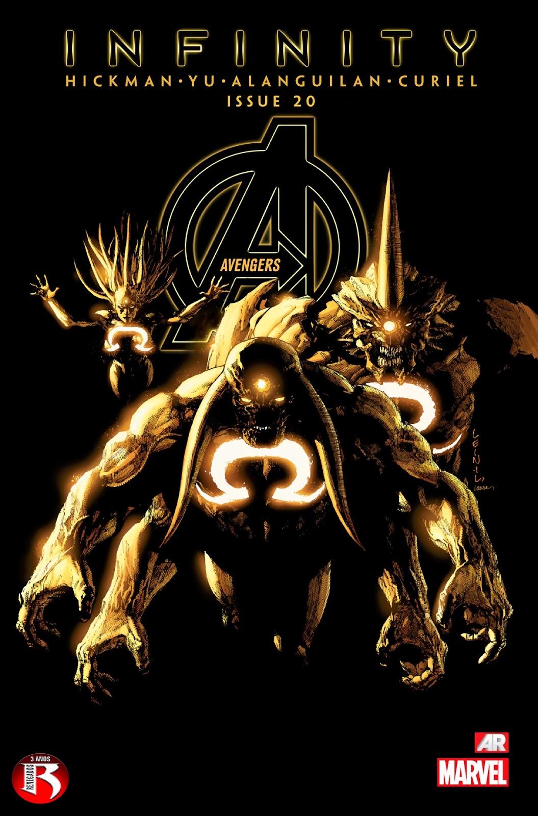 Nova Marvel! Vingadores v5 #20
