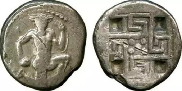 Μοναδικό Νόμισμα με Μινώταυρο και Περίεργο Λαβύρινθο στη Γόρτυνα