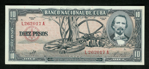 Resultado de imagen para che guevara director del banco nacional de cuba