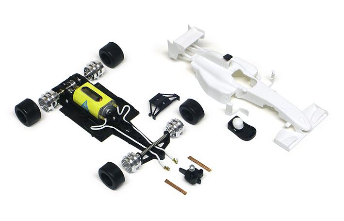 Kit F1 all Slot Car