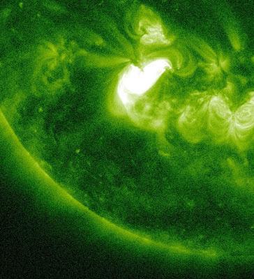 Mnchas solares 1504, 13 de Junio 2012