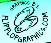 Flip Flop Custom Vinyl Graphics