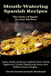 Fantastic New Spanish Cookbook
