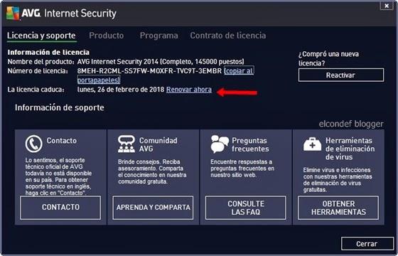 DESCARGAR AVG INTERNET SECURITY ULTIMA VERCION OFICIAL DESCARGAR AVG ...