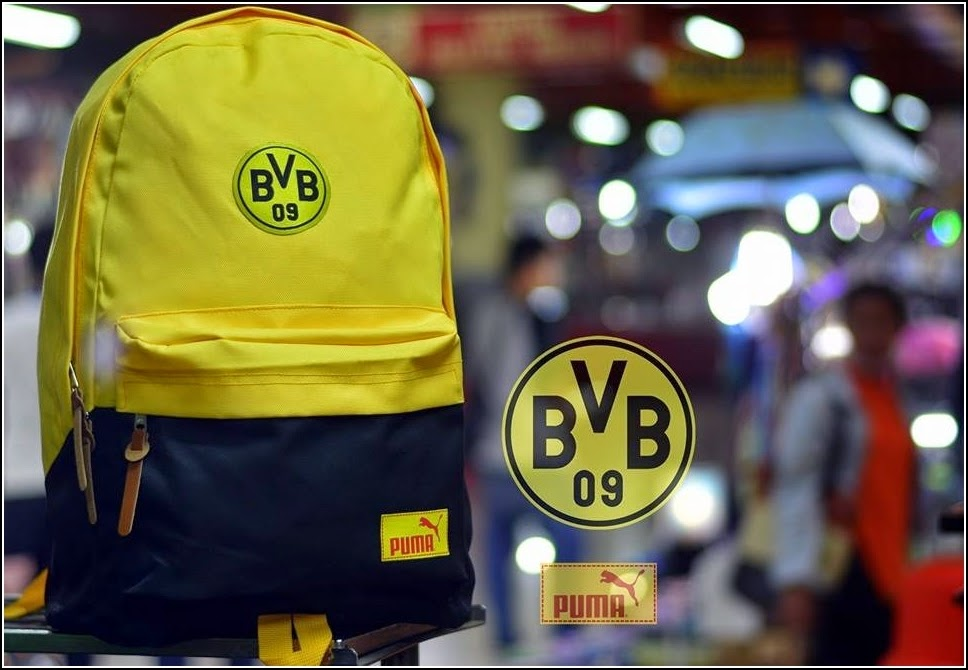New Backpack atau Tas Bola Type D Dortmund