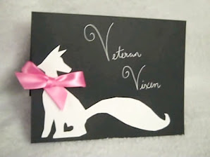 Veteran Vixen Invitations