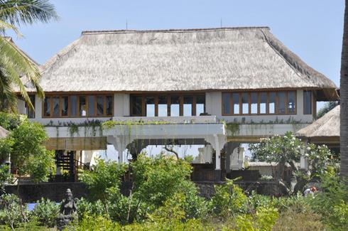 Santi Sari Boutique Hotel Goris Bali Restaurant