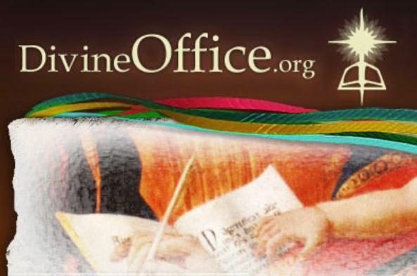 Divine Office --- AUDIO IN ENGLISH