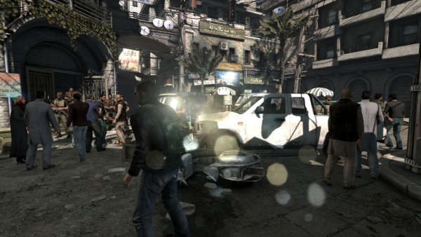 Splinter Cell Blacklist Screenshots