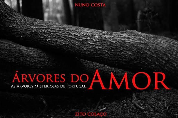 Livro Árvores do Amor - As Árvores Misteriosas de Portugal