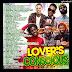 DJ ROY - LOVERS AND CONSCIOUS ROCK MIXTAPE 2015