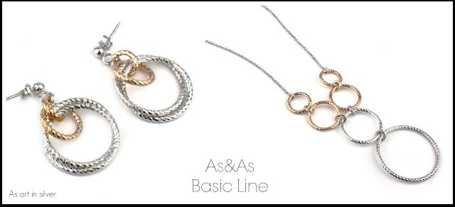 As&As Basic Line - As art in silver Joyería Blanes Plata