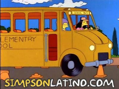 Los Simpson 3x22