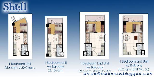 Floor Plan SM Shell Residence