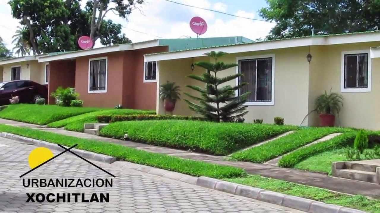 Urbanizacion xochitlan nuevos proyectos residenciales y turisticos en nicaragua - Casas prefabricadas en leon ...