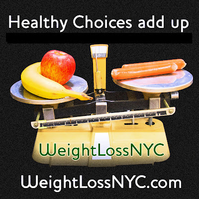 healthy weight loss choices