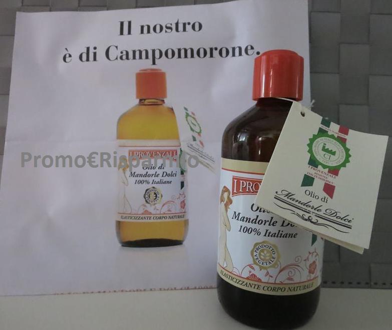 olio di mandorle dolci i provenzali
