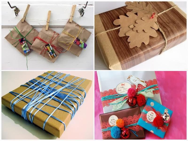 Подарки своими руками быстро красиво оригинально