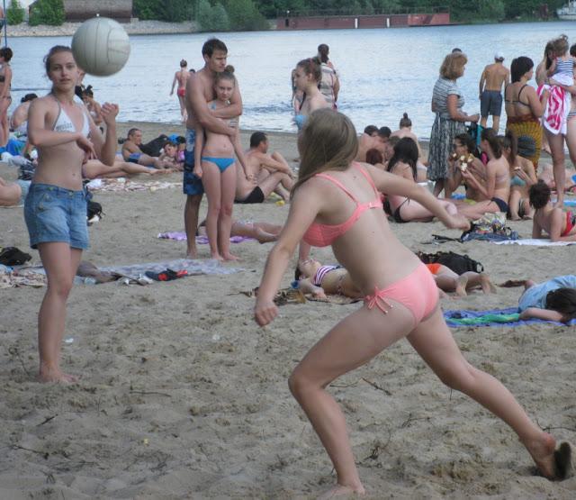 волейбольный момент