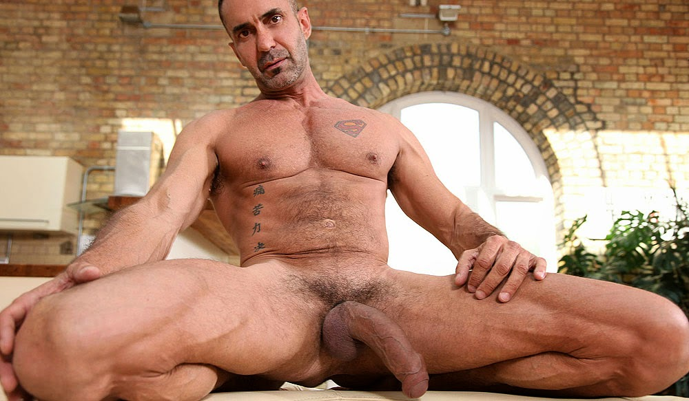 Gay Mature Monster Cock