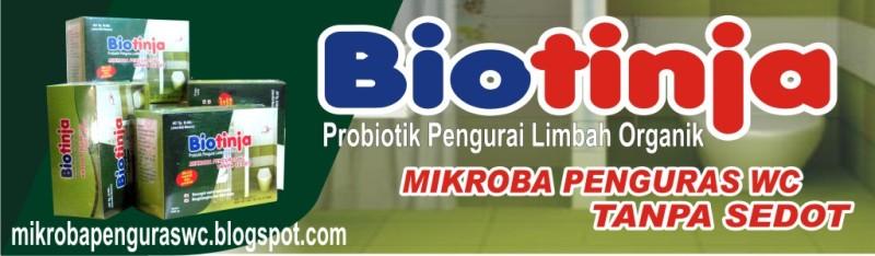 Mikroba Penguras WC