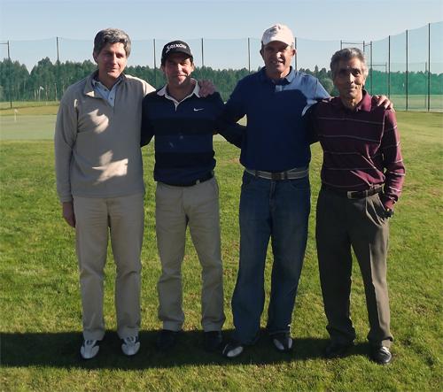 Campeonato Senior de Pitch & Putt de la Asociación Norte de Portugal