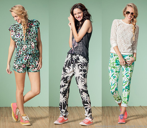 imagenes de ropa de moda 2015 para mujeres - imagenes de ropa | Colecciones primavera/verano 2016 Ella Hoy