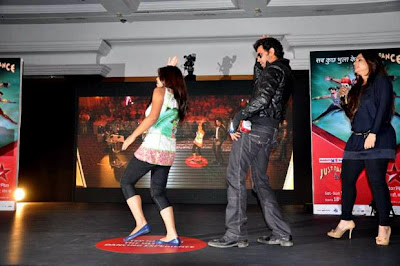Hrithik Roshan reality tv show just dance
