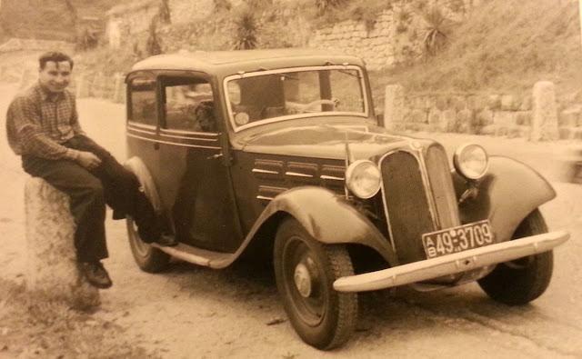 Vintage BMW photo