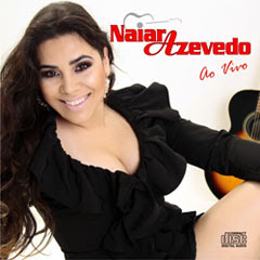 Capa do CD Naiara Azevedo - Exclusividade