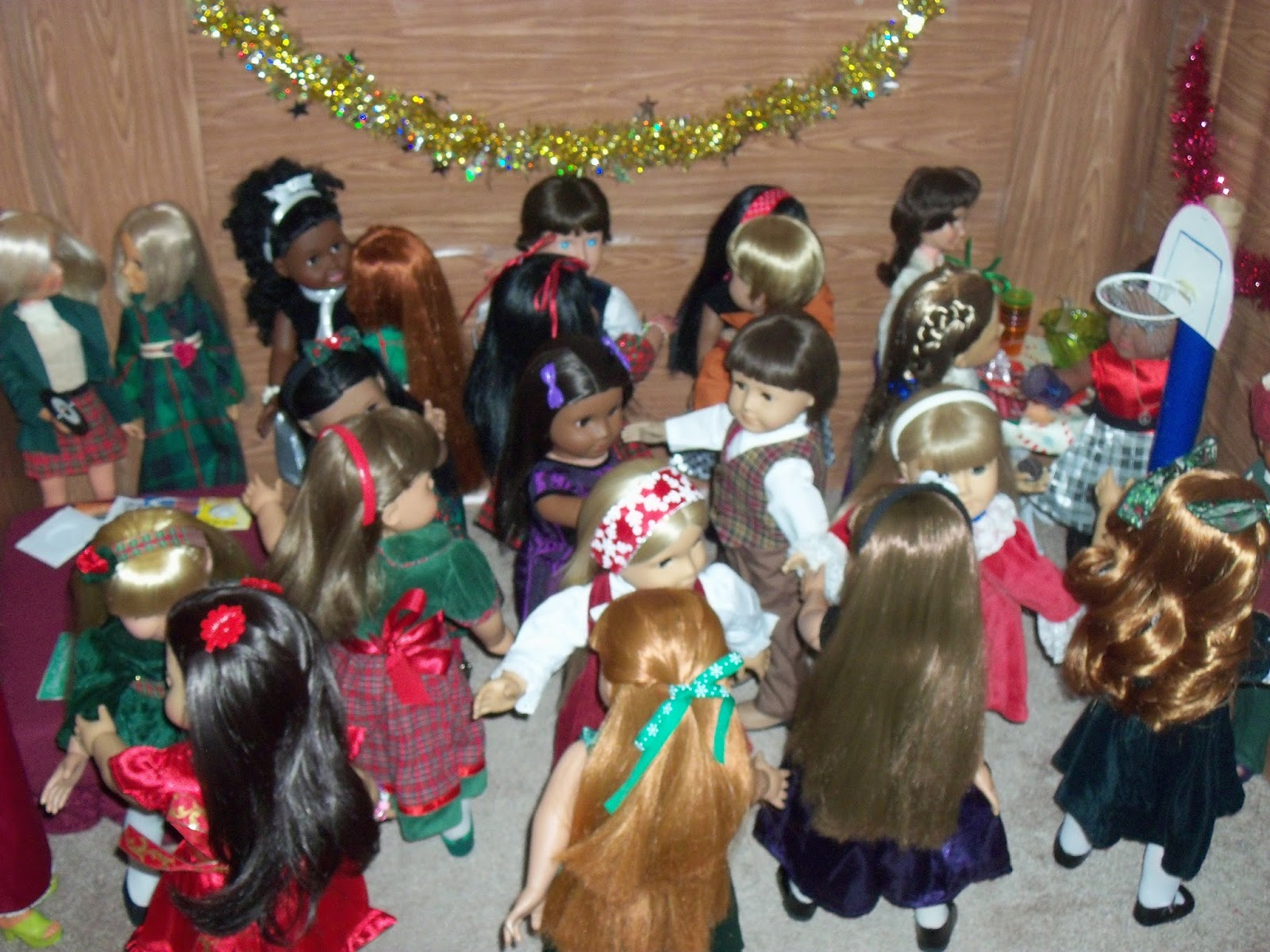 Julie Newman\'s 70s Time Capsule: Our School\'s Christmas Dance!