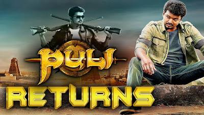 Puli Returns (2015) Full Hindi-Dubbed Movie HD
